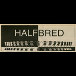 Halfbred Program logo text with figures holding hands